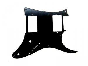 IBANEZ pickguard, maskownica do GRX20 (BK)