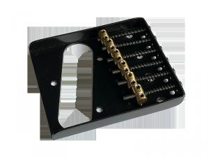 Mostek gitarowy VPARTS TLB-2B (BK)