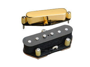 TONERIDER Alnico II Blues Tele Set (GD)
