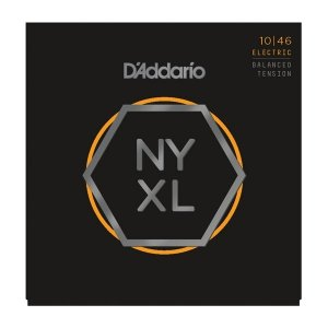 Struny D'ADDARIO NYXL Nickel Wound (10-46) BT