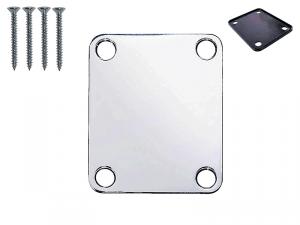 Płytka gryfu ze śrubami VPARTS NP-01S (CR)