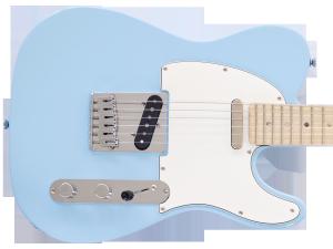 Gitara TRIBUTE Tonecaster Deluxe (SBL)