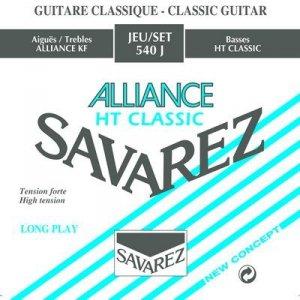 Struny do klasyka SAVAREZ Corrum i Alliance 540 J