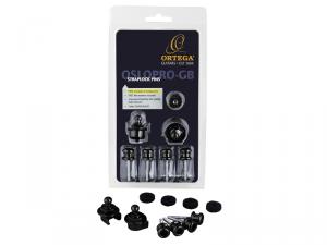 ORTEGA Strap Lock Pro OSLOPRO-GB (BK)