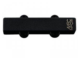 Aktywny przetwornik MEC M 60201S typu Jazz Bass® 4- i 5-strun, neck, czarny