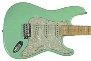 Gitara TRIBUTE Starlight Deluxe SSS (SGR)