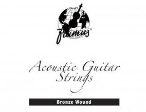 Struna do gitary akustycznej FRAMUS 020w