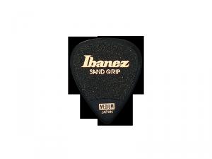 Kostka IBANEZ Sand Grip 0,8mm (BK)