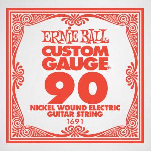Pojedyncza struna ERNIE BALL Nickel Slinky 090w