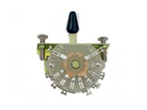 Przełącznik 3-poz. Mega Switch VPARTS SW-230 (BK)