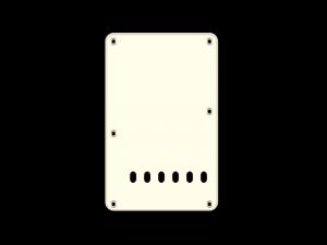 Maskownica tylna BOSTON BP-113 (VW)