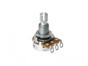 Potencjometr mini ALPHA 250K liniowy M8 (std)