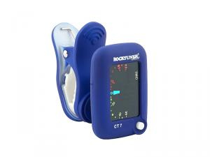 Tuner chromatyczny ROCKTUNER CT7 BLU (clips)