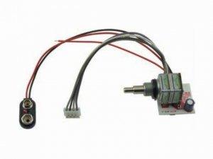 2-pasmowy EQ&POT moduł do aktywnych przetworników MEC M 60904