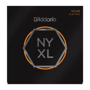 Struny D'ADDARIO NYXL Nickel Wound (10-46)