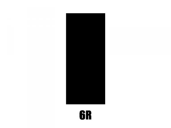 Klucze do gitary GROVER Mini Roto 205 (BN,6R)