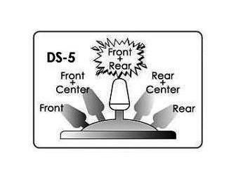 Przełącznik multi-half tone HOSCO DS-5S (soft)