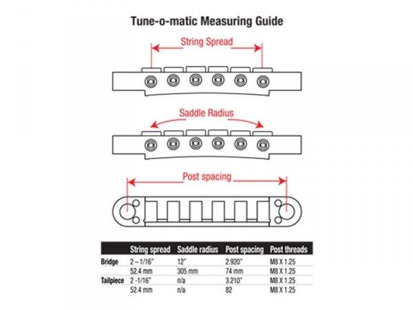 Mostek GRAPH TECH ResoMax NV1 4,2mm (GD)