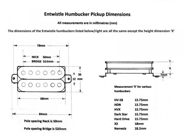 ENTWISTLE HVX (BK, neck)