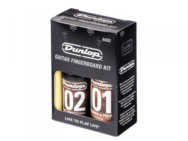 Zestaw do podstrunnic DUNLOP 65 Fingerboard Kit