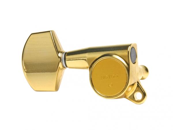 Klucze do gitary GOTOH SG381-01 (GD,3+3)