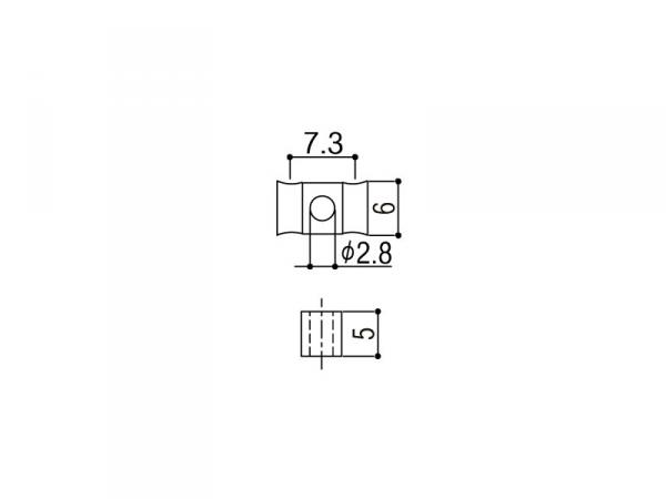 Docisk strun GOTOH RG130 (N)