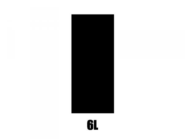 Klucze do gitary GOTOH SG381-07 (CR,6L)