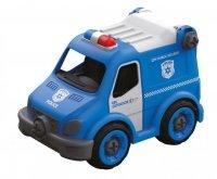 Dromader Samochód Policja do skręcania