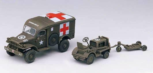 Academy U.S Ambulance & Tow Truck