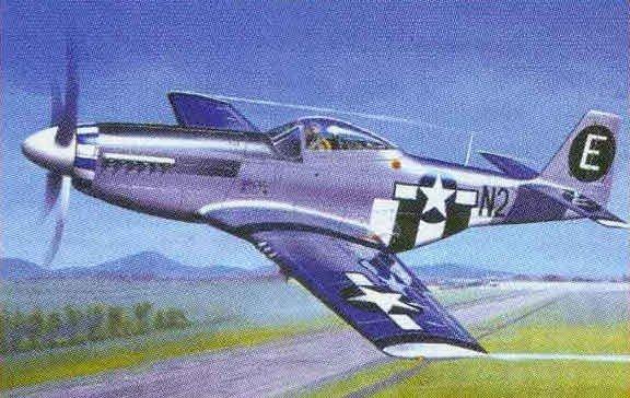 Heller HELLER P-51 Mustang