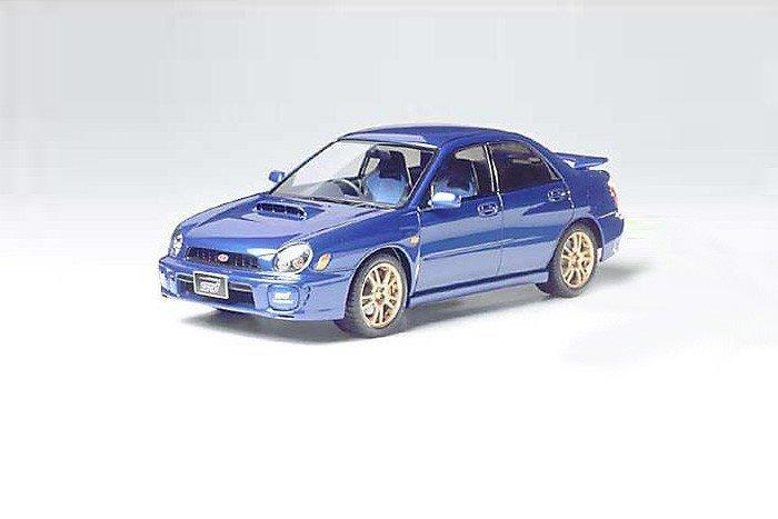 Tamiya Subaru Impreza STi
