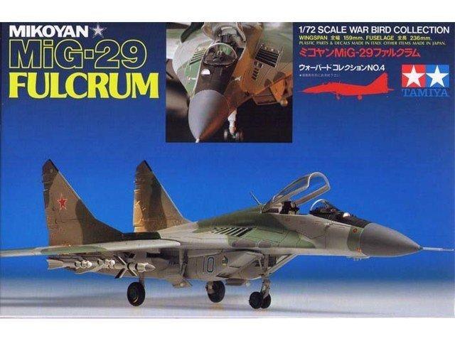 Tamiya Mikoyan MiG-29 Fu lcrum