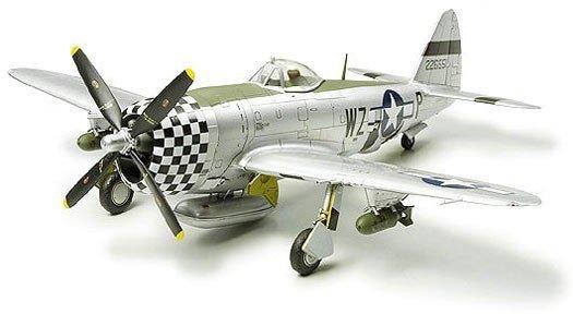 Tamiya TAMIYA P-47D Thunderbolt Bubbletop
