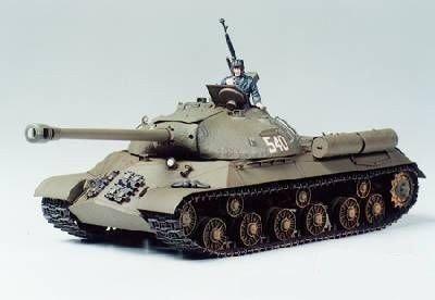 Russian Heavy Tank Stalin JS3