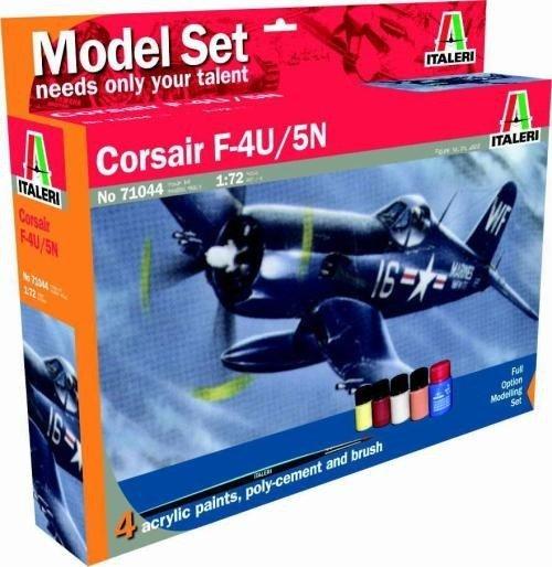 Italeri ITALERI Model set 'home play' Corsair