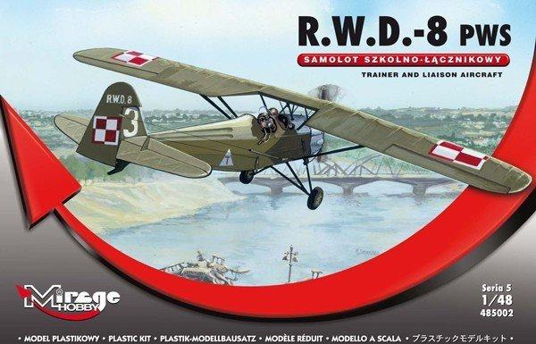 Mirage R.W.D. 8 PWS