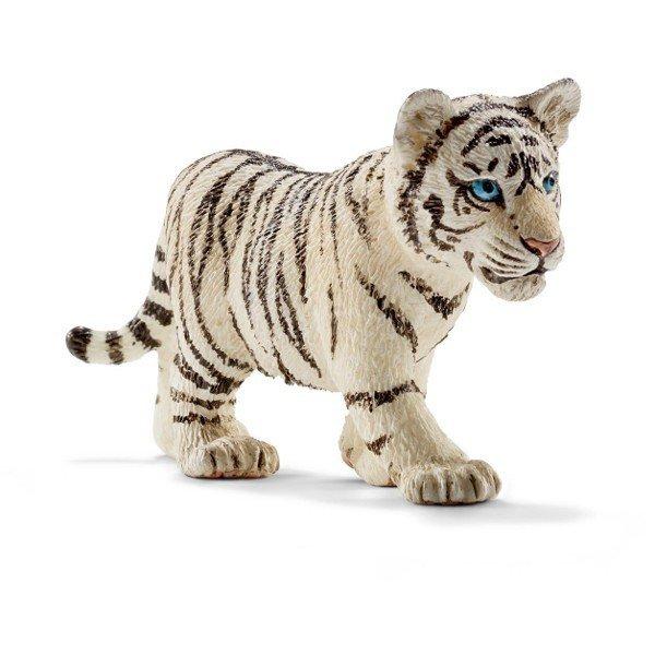 Schleich Mały biały tygrys