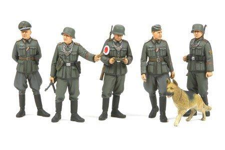 Tamiya German Field Police set