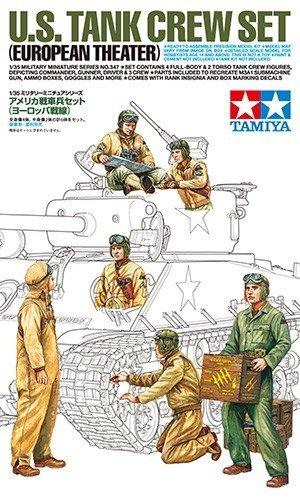 US Tank Crew European Theater