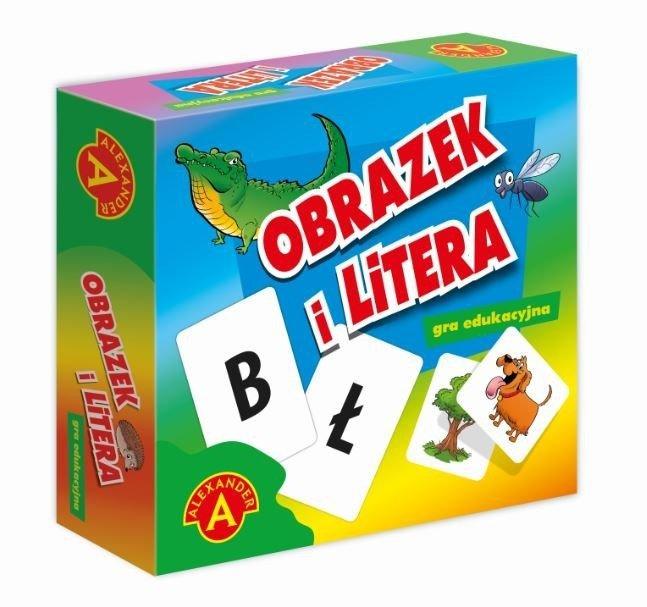 Alexander Gra Obrazek i Litera