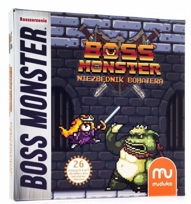 Boss Monster - dodatek