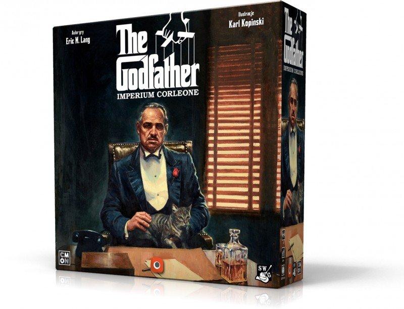Portal Games Gra The Godfather: Imperium Corleone