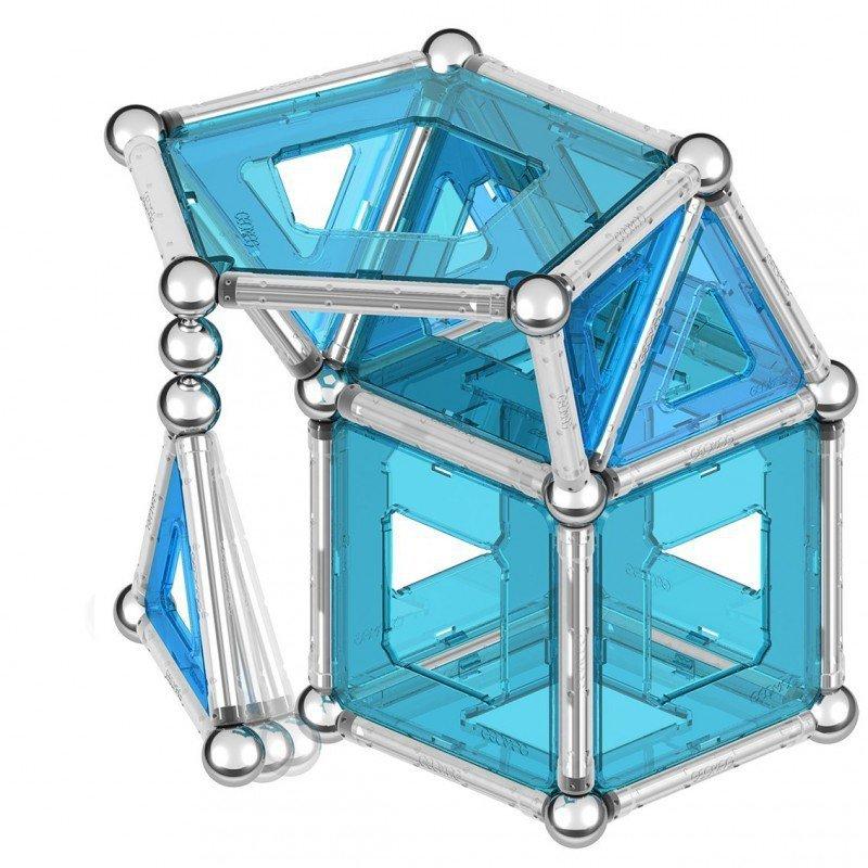 Geomag Klocki magnetyczne PRO-L - 75 elementów