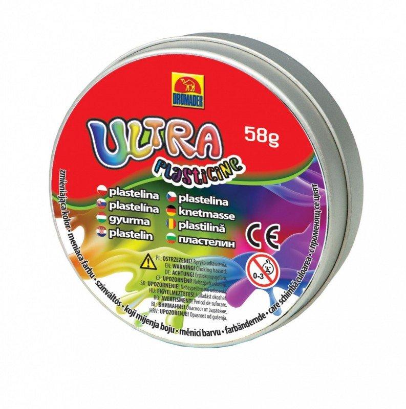 Dromader Ultra Plastelina Zmieniająca kolor