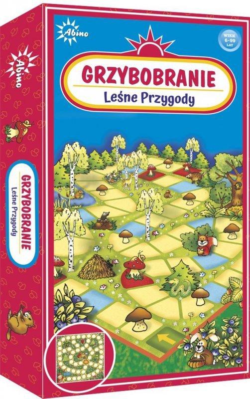Abino Gra Grzybobranie - Leśne przygody