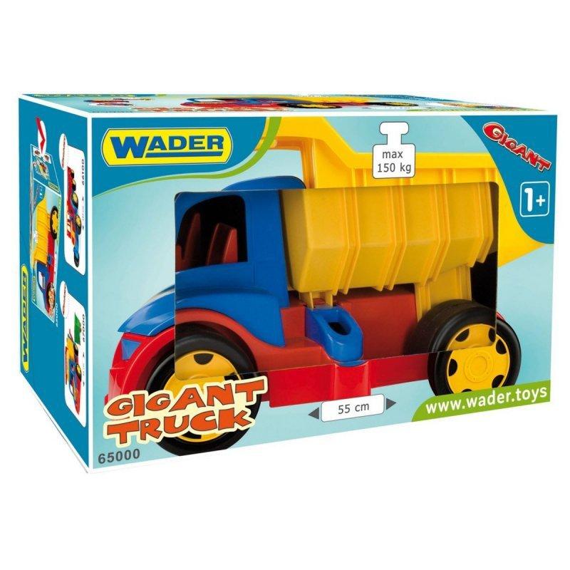 Wader Wywrotka 55 cm Gigant Truck pudełko
