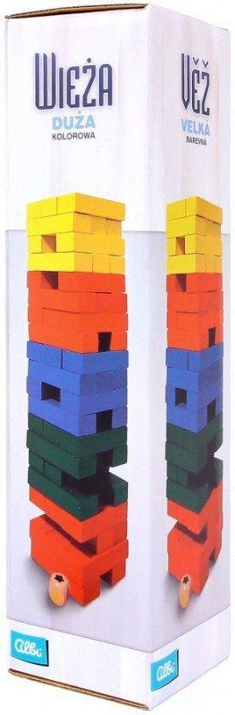 Albi Gra Wieża kolorowa
