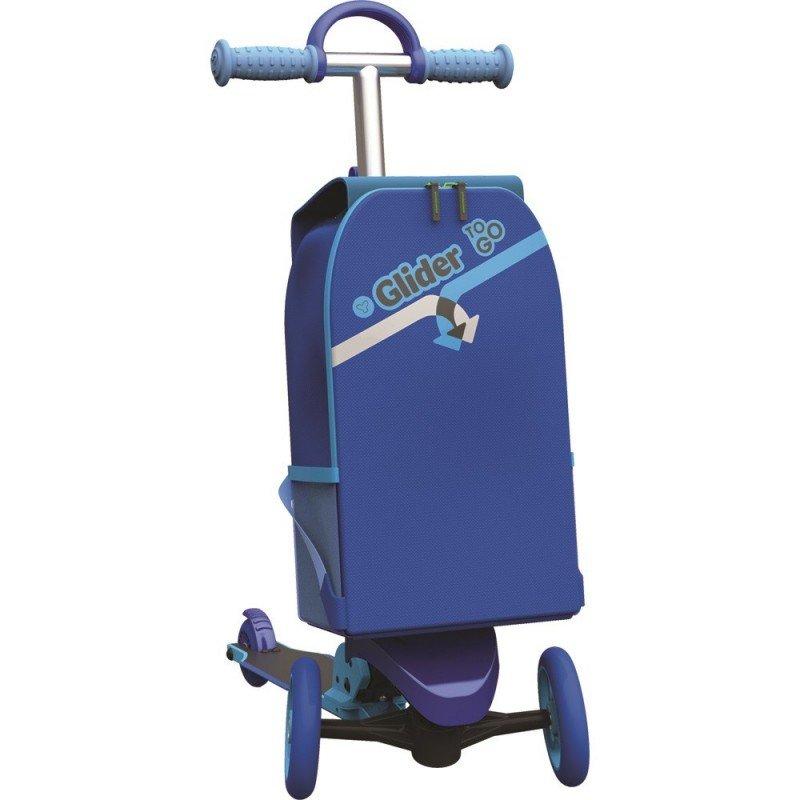 Yvolution Hulajnoga Glider To GO niebieska