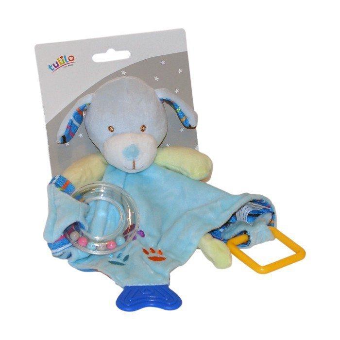 Przytulanka New Baby Miluś z dodatkami Piesek 25 cm