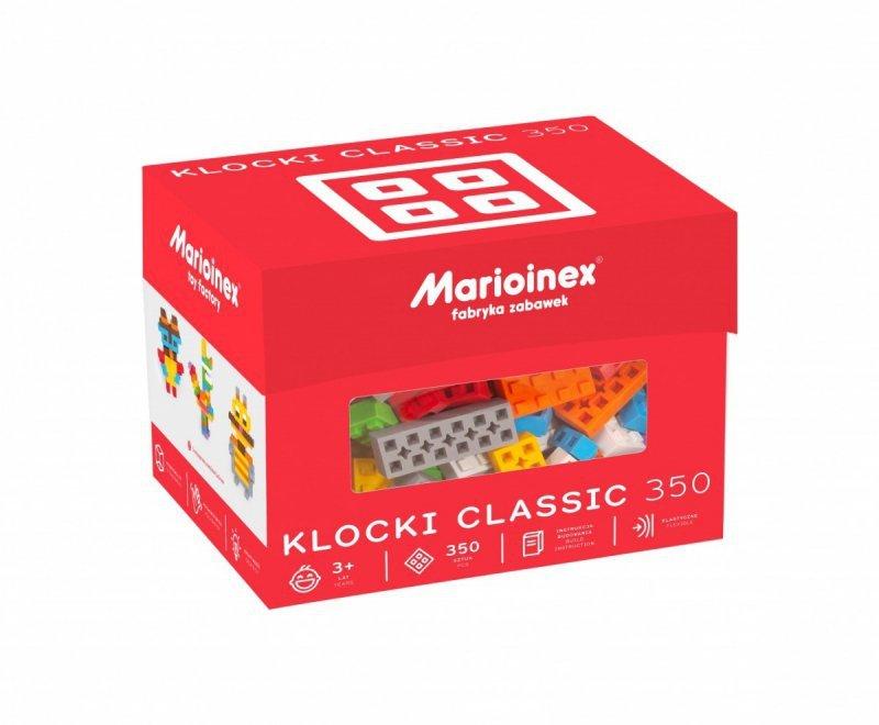 Marioinex Klocki Classic 350 szt.